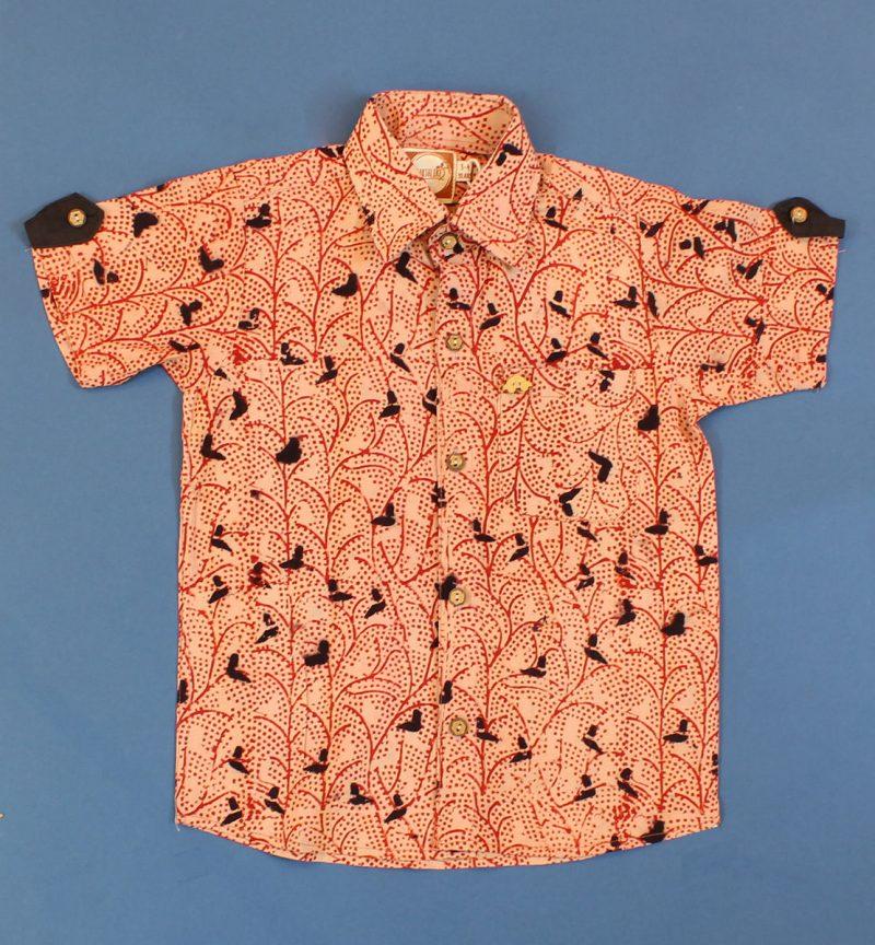 BSH07 Little Chidiya shirt Front 01