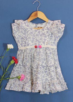 GDR20 Tiny floral dress front 01