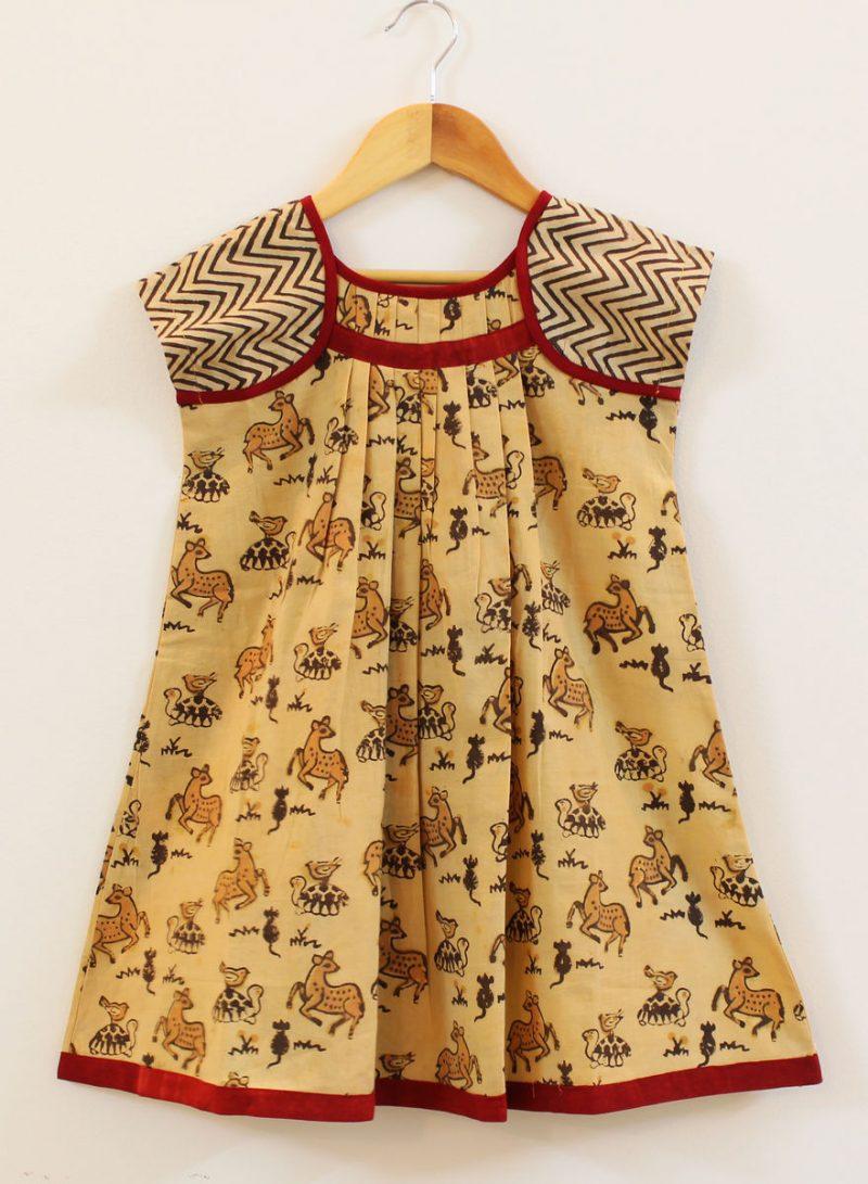 GDR02 Deer Dress front 01